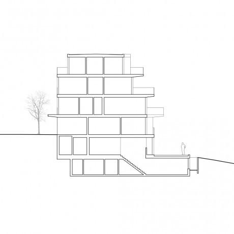Wohnhaus in Feldmeilen 12