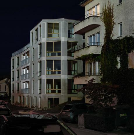 Wohnhaus in Oerlikon 3