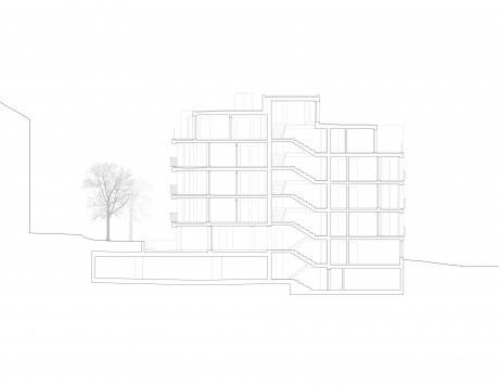 Wohnhaus in Oerlikon 10