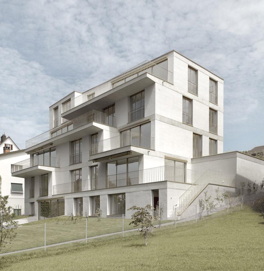 Wohnhaus in Feldmeilen