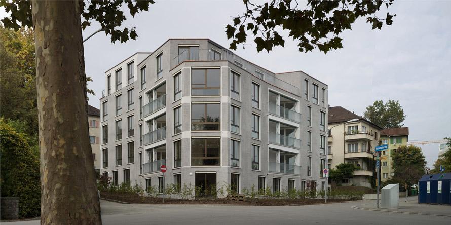 Wohnhaus in Oerlikon