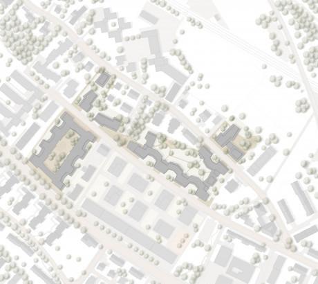 Wohnsiedlung Waidmatt 1