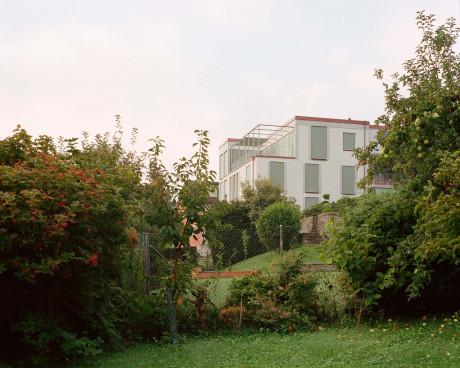 Haus in Wollishofen 2