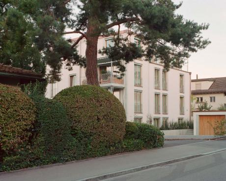 Haus in Wollishofen 3