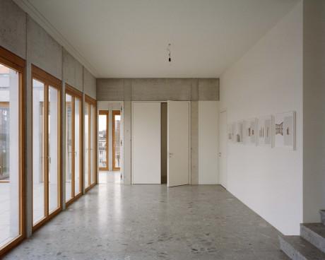 Haus in Wollishofen 15