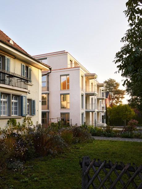 Mehrgenerationenhaus am Friesenberg 5