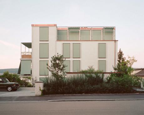 Haus in Wollishofen 24