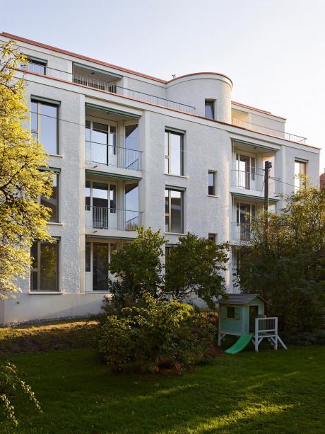 Mehrgenerationenhaus am Friesenberg 13