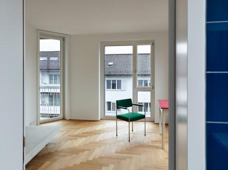 Mehrgenerationenhaus am Friesenberg 12