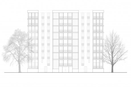 Immeuble de Logements 4