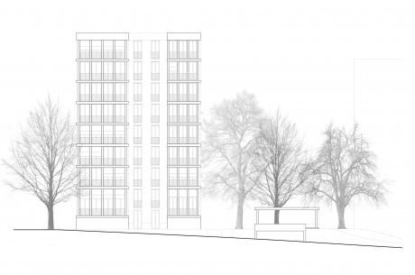 Immeuble de Logements 5