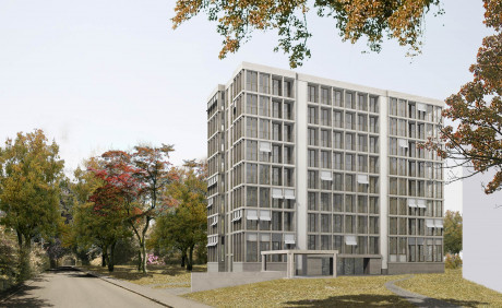 Immeuble de Logements 1